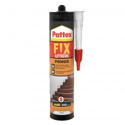 Pattex - Klej montażowy Fix Power, 400g
