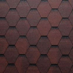 Tegola - dachówka Euro Polimeric Shingle Eco Roof Hexagonal